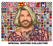 ABSOLUTE WONDER / ESTEBAN / CD ALBUM FRANCE 2013