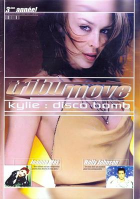 MAGAZINE GAY TRIBU MOVE / KYLIE MINOGUE / FRANCE 2000