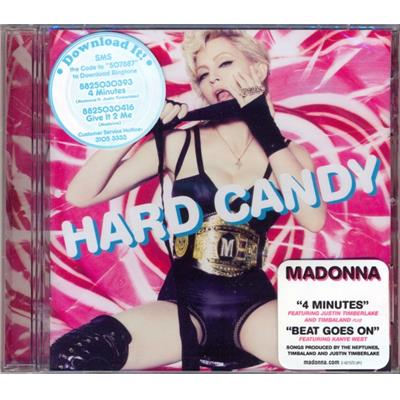 HARD CANDY / CD HONG KONG