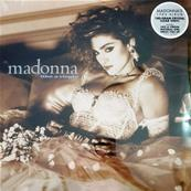 LIKE A VIRGIN / MADONNA / LP 33T 180 GR. CLEAR VINYL / EDITION 2019 EUROPE