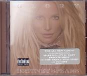 GLORY / BRITNEY SPEARS / CD 12 TITRES USA 2016