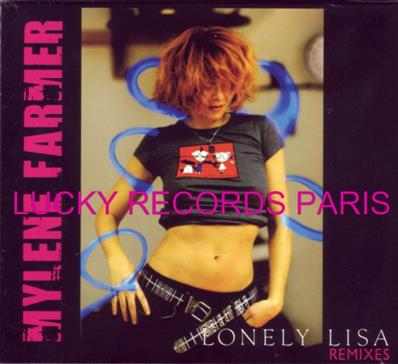 LONELY LISA / CDS REMIX ROUGE FRANCE
