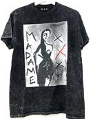 T-SHIRT MINERAL FAV TAILLE M MADAME X / MAE COUTURE MADONNA EXCLUSIVITE 2020