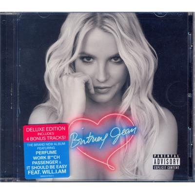 BRITNEY JEAN / CD ALBUM USA 2013