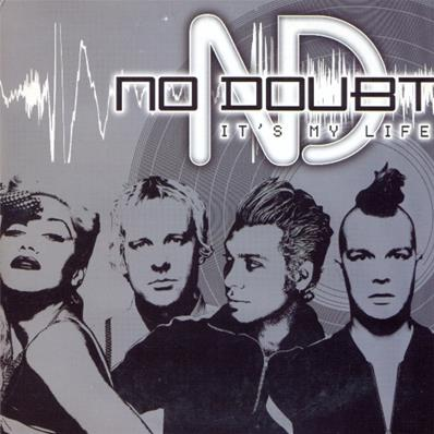 GWEN STEFANI - NO DOUBT / IT'S MY LIFE / CDS PROMO FRANCE