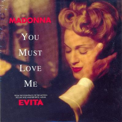 YOU MUST LOVE ME / CDS FRANCE