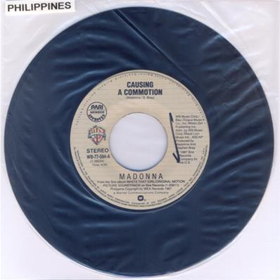 CAUSING A COMMOTION / 45T 7 INCH PHILIPPINES