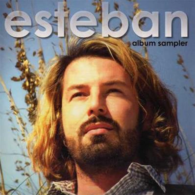 ESTEBAN ALBUM SAMPLER / CD PROMO FRANCE