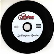 LES PAMPHLETS LIBERTINS / ANDORA - ESTEBAN - TRASHY-B / CD FRANCE