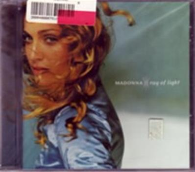 RAY OF LIGHT / CD ARGENTINE