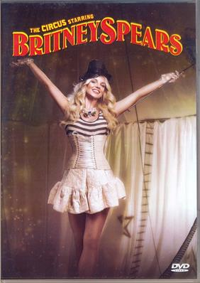 BRITNEY SPEARS / DVD THE CIRCUS LIVE 2009