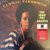 CAMILLE YARBROUGH / THE IRON POT COOKER / 33 TOURS LP / DISQUAIRE DAY 2020