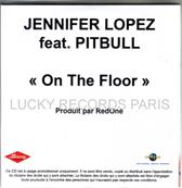 ON THE FLOOR / CDR SINGLE PROMO 2 FRANCE