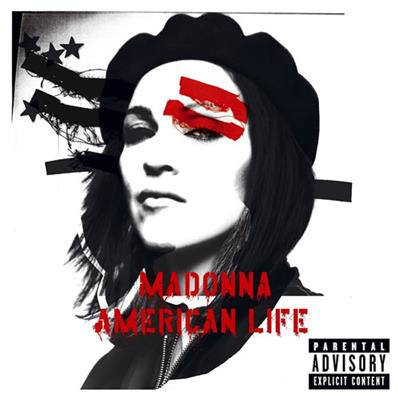 AMERICAN LIFE / DOUBLE 33T LP 180 GR. / REEDITION EUROPE