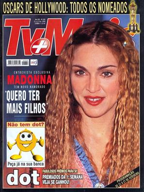 MAGAZINE TV+MAIS / FEVRIER 2000 PORTUGAL
