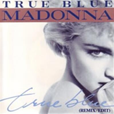 TRUE BLUE / HOLIDAY / 45T 7 INCH FRANCE