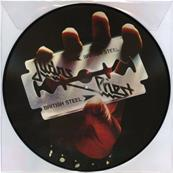 JUDAS PRIEST / BRITISH STEEL / DOUBLE LP PICTURE DISC / DISQUAIRE DAY 2020