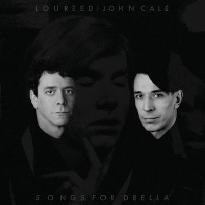 LOU REED & JOHN CALE / SONGS FOR DRELLA / DOUBLE LP 33 TOURS / DISQUAIRE DAY 2020