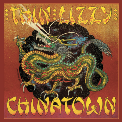THIN LIZZY / CHINATOWN / DOUBLE LP / DISQUAIRE DAY 2020