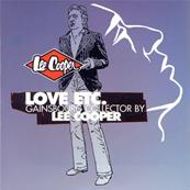 SERGE GAINSBOURG / LOVE ETC. / CD SINGLE PROMO 5 TITRES
