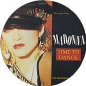 TIME TO DANCE / MAXI 45T 12 INCH / PICTURE DISC UK