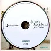 JE ME DETACHERAI / CDS PROMO DEUXIEME PRESSAGE FRANCE