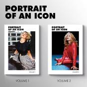 LIVRE MADONNA EY / PORTRAIT OF AN ICON - PACK VOLUME 1 & 2 / FRANCE 2021