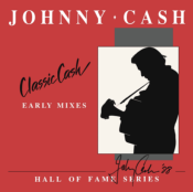 JOHNNY CASH / HALL OF FAME SERIES (EARLY MIXES) / DOUBLE LP / DISQUAIRE DAY 2020