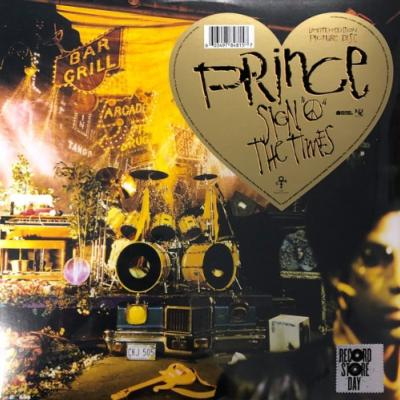 "PRINCE / SIGN ""O"" THE TIMES / DOUBLE LP PICTURE DISC / DISQUAIRE DAY 2020"