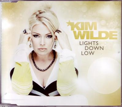 KIM WILDE / LIGHTS DOWN LOW / CDS ALLEMAGNE