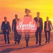 SUPERBUS / SUNSET / CD PROMO FRANCE