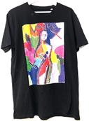 T-SHIRT MX VOGUE TAILLE L MADAME X / MAE COUTURE MADONNA EXCLUSIVITE 2020